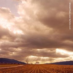 """Amish Schools ~ Sarah's Country Kitchen ~ """"Once Upon a Sky"""" A dramatic sky hangs over the Amish school house on a late fall evening. [Photo by Bill Coleman Amish Country, Country Life, Country Kitchen, Amish Proverbs, Cloud Photos, Color Me Beautiful, Gods Creation, Once In A Lifetime, Online Gallery"""