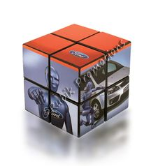 Rubik's promo 2x2 cube