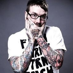 Dallas Green, aka City and Colour <3 <3