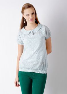 Style Quotient by Noi Printed Women's Top