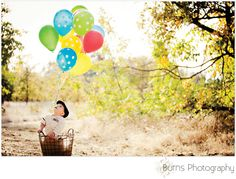 UP birthday theme shoot :)