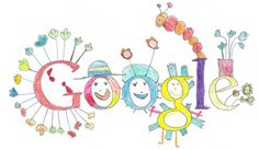 9 Mar 2011  6-year old Layla Karpuz was the winner of 2011's Doodle 4 Google Ireland competition. The theme was 'To me, happiness is...'