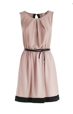 Pink dress Miss miss FW 14/15