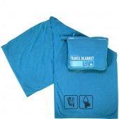 F1 TRAVEL BLANKET BLUE