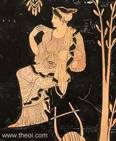 ASTERIA was the Titan goddess (perhaps) of the oracles and prophecies of night, including prophetic dreams, the reading of the stars (astrology), and necromancy. She was the mother of the goddess Hekate by Perses (the Destroyer). After the fall of the Titanes, Asteria was pursued by the god Zeus. She fled his advances, transforming herself into a quail and leaping into the sea where she became the island of Delos. Her sister Leto later sought refuge on the isle and there gave birth to her son Ap