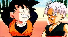 I love how Gohan is just like Goku