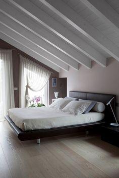 Attic Loft, Elegant Homes, Outdoor Furniture, Outdoor Decor, Window Treatments, Sweet Home, New Homes, House Design, Interior Design