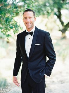 Traditional tux: http://www.stylemepretty.com/2016/06/06/a-sonoma-wedding-inspired-by-old-world-tuscany/   Photography: Michele Beckwith - http://michelebeckwith.com/