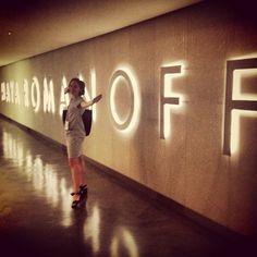 The beautiful entrance to the Maya Romanoff Chicago Showroom  #MayaRomanoff #neocon13 #neoconography