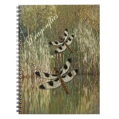 Dragonfly Pond Notebook