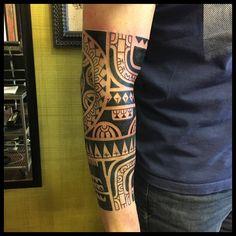 Arm in progress... Done @wallacetattooshop  #marcowallace #wallacetattooshop…