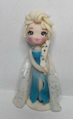 Elsa , de Frozen .-