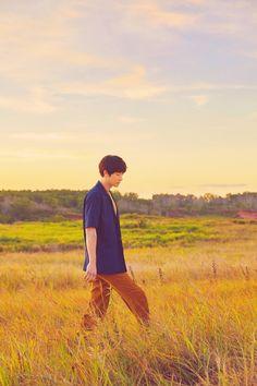 20190423 - Chanyeol from EXO shared a photo teaser for his debut solo single «SSFW Exo Chanyeol, Kyungsoo, Exo Chanbaek, Chansoo, The Blue Boy, Kim Joon Myeon, Exo Album, Exo Lockscreen, Kim Minseok