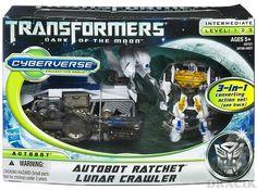Autobot ratchet