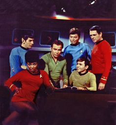 Illustration for article titled A Fascinating Look at Life Behind the Scenes ofStar Trek's Second Season