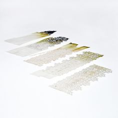 Design culinaire   Studio Exquisite : Papier poireau