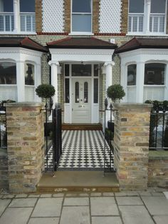 A front garden we have recently finished