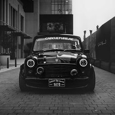 Mini Cooper Custom, Mini Cooper S, Aston Martin Db5, Mini Cooper Clasico, My Dream Car, Dream Cars, Classic Mini, Classic Cars, Austin Mini