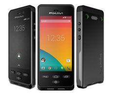 Pixavi Impact X - un smartphone Android extramadamente resistente