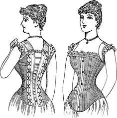 Victorian-Era-Undergarments
