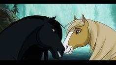 Strider and Esperanza by NakimiWolf.deviantart.com on @deviantART