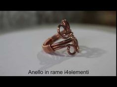 Anello in rame