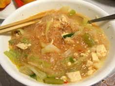 thai sukiyaki by devilandmouse, via Flickr