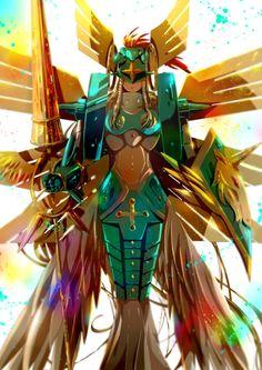 Ophanimon - Digimon 01/02/Tri./Frontier