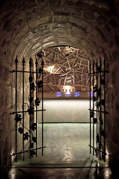 Les Caves du Louvre – Elodie Tornare Intérieurs