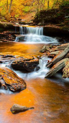 Ganoga Glen Gold Source Flickr.com