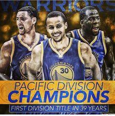 Congrats Warriors
