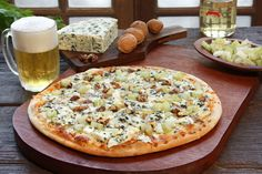 Assembling The Perfect Pizza Toppings And Beer Pairings