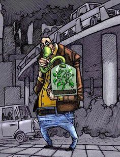Futuro?    Via Ecologia    RMM