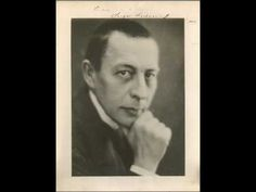 "Rachmaninoff plays Rachmaninoff - NOTE from video producer - ""This is Rachmaninoff playing his own Op. 1, Piano Concerto No. 1 in F# Minor. This is the 1st Movement, Vivace. Unfortunately, due to the Youtube video length regulations, the rest of the movement, including the long and fiery cadenza, is posted on a separate video."""