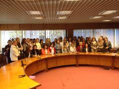 las mujeres de Vamos Uruguay, cada día más por suerte