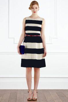 Stripe Day Dress