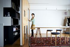 rethink amanda talbot 4    movable wall ?hide a galley kitchen