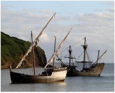 """tropicalia: """" caravelas e naus, história náutica """"                                                                                                                                                                                 Mais"""