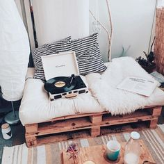 Interior Design Living Room, Living Room Decor, Bedroom Decor, Deco Boheme Chic, Sweet Home, Pinterest Home, My New Room, Room Inspiration, House Design
