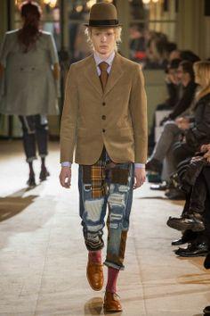 Junya Watanabe Fall/Winter 2014 - Paris Fashion Week #PFW | Male Fashion Trends