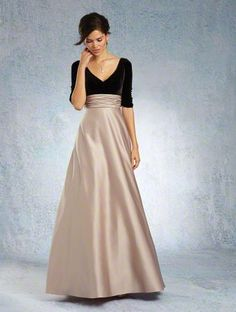 Alfred Angelo Bridal Style 7345L from Bridesmaid Dresses