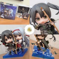 fb.com/NendoroidNews #Zuikaku #瑞鶴 #ZuikakuKai #瑞鶴改 #KanColle #艦これ #艦隊收藏 #艦娘 #WonderFestival2017Winter #WF2017w http://ameblo.jp/blog-shinsotsu2012/entry-12242155983.html  fb.com/groups/NendoroidFrance  fb.com/groups/NendoroidSpanish fb.com/groups/NendoroidEnglish Import the Calendar to your application: bit.ly/NendoroidCalendar  #nendoroid #ねんどろいど #黏土人 #粘土人 #Figure #PVC #Nendos #ACG #Anime #toyphotography #toygraphy #GSC #cute #adorable #kawaii #goodsmile
