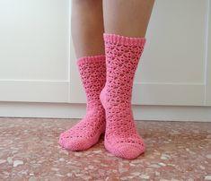 Tabatha Crochet Sock