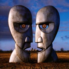 "Pink Floyd: Division Bell. There is a nice tribute to Syd on the video for the song ""High Hopes"", an oversized bust of Syd's head was constructed for the video and is seen being wheeled down a road in Cambridge."