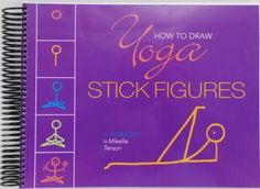 """how to draw yoga stick figures"""