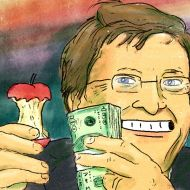 Whoa: Look who's being paid by the Bill & Melinda Gates Foundation to cover Common Core