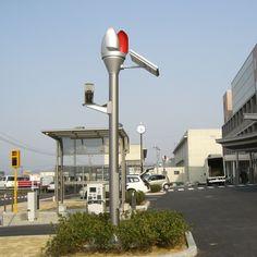 """Babe"", Hospital of Fukui Prefecture, Fukui, Japan."