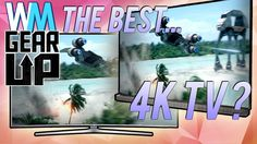 awesome Watch Top 5 Best 4K TVs of 2016 - Gear UP