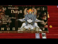 Me, Bill, Vay, and Liam play a round of Red Dragon Inn. Semi-teaching Liam and reteaching the game too Vay happily playing the game out cheerfully as we go. Tabletop Simulator, Witch Doctor, Red Dragon, This Is Us, Art, Art Background, Kunst, Performing Arts, Art Education Resources