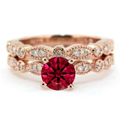 00-carat-round-cut-ruby-and-diamond-halo-bridal-set-in-10k-rose-gold.jpg (1500×1500)